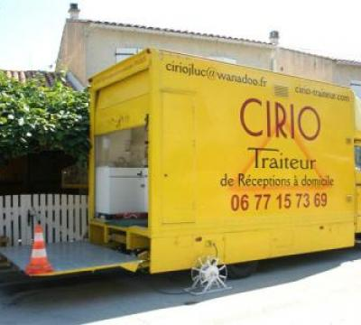 CIRIO Traiteur et réception à domicile